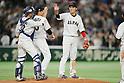 Hayato Sakamoto (JPN), <br /> MARCH 7, 2017 - WBC :<br /> 2017 World Baseball Classic First Round Pool B Game between<br /> Japan 0-2 Cuba at Tokyo Dome in Tokyo, Japan.<br /> (Photo by Yusuke Nakanishi/AFLO SPORT)