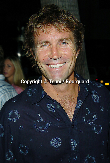 Brad Cash arriving at the Wimbledon Premiere at the Samuel Goldwyn Theatre Academy of Motion Pictures Arts and Sciences in Los Angeles. September 13, 2004.