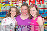 FESTIVAL FUN: Enjoying the fun at the fair at the Ardfert Summer Festival on Sunday l-r: Mairead Fitzgearld, Kilmoyley, Katie Casey and Christine Meehan both from Causeway.   Copyright Kerry's Eye 2008