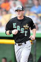 June 24, 2009: Kyle Russell of the Great Lakes Loons at the 2009 Midwest League All Star Game at Alliant Energy Field in Clinton, IA.  Photo by: Chris Proctor/Four Seam Images