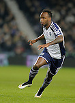 Saido Berahino of West Bromwich Albion - Premier League Football - West Bromwich Albion vs Swansea City - The Hawthorns West Bromwich - Season 2014/15 - 11th February 2015 - Photo Malcolm Couzens/Sportimage
