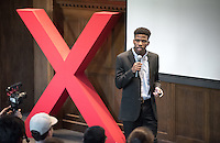 "Jacques Lesure '19 talks about ""Apathy Factories: Lack As Violence.""<br />