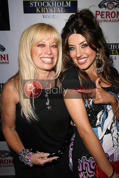 Gloria Kisel and Leyla Milani<br />at the Fashion Factory Boutique Grand Opening Celebration.  Fashion Factory Boutique, West Hollywood, CA. 05-06-08<br />Dave Edwards/DailyCeleb.com 818-249-4998