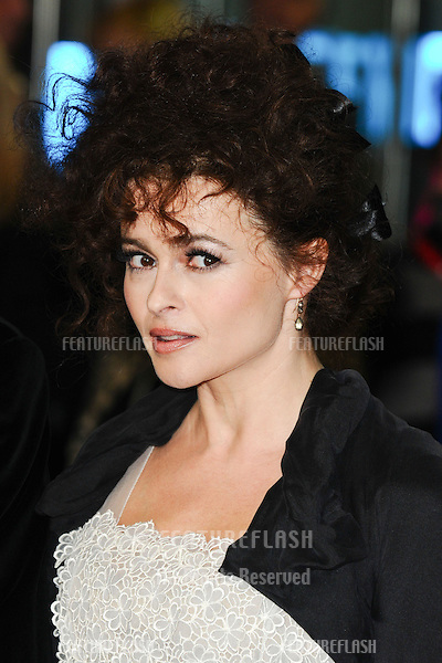 Helena Bonham Carter at the premiere for 'Frankenweenie' being shown as part of the London Film Festival 2012, London. 10/10/2012 Picture by: Steve Vas / Featureflash