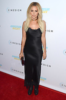 HOLLYWOOD, CA - JULY 25: Ashley Tisdale at the Premiere Of Cinedigm's 'Amateur Night' at ArcLight Hollywood on July 25, 2016 in Hollywood, California. Credit: David Edwards/MediaPunch