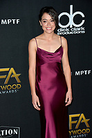 Tatiana Maslany at the 21st Annual Hollywood Film Awards at The Beverly Hilton Hotel, Beverly Hills. USA 05 Nov. 2017<br /> Picture: Paul Smith/Featureflash/SilverHub 0208 004 5359 sales@silverhubmedia.com