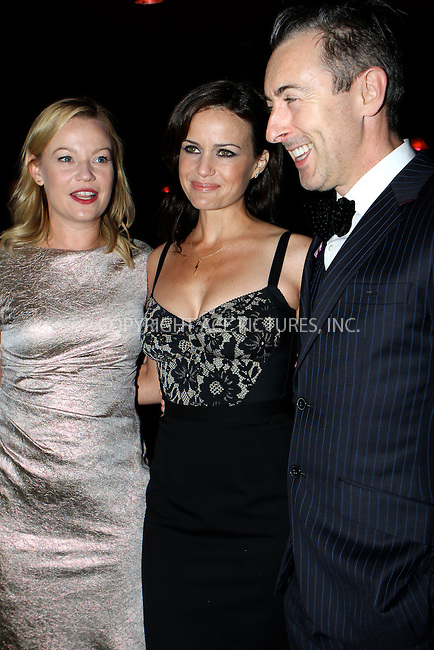 WWW.ACEPIXS.COM....October 11 2012, New York City....Samantha Mathis, Carla Gugino and Alan Cumming at the 8th Annual Focus For Change Benefit at Roseland Ballroom on October 11, 2012 in New York City.......By Line: Nancy Rivera/ACE Pictures......ACE Pictures, Inc...tel: 646 769 0430..Email: info@acepixs.com..www.acepixs.com