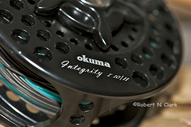 Okuma Integrity Saltwater fly reel for 10-11 line