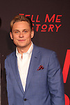 As The World Tiurns Billy Magnussen at Premier of Tell Me A Story - This is no fairy tale at Metrograph, NYC on October 23, 2018 which is a CBS - all Access original series - premieres on Halloween  (Photo by Sue Coflin/Max Photos)