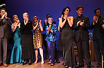 ensemble cast.performing in 'Angela Lansbury and Friends Salute Terrence McNally' - A Benefit for the Acting Company in New York City.