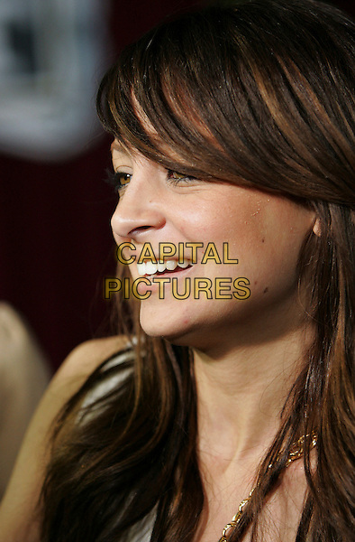 NICOLE RICHIE.Attends Th Opening of Disney Vault 28,.at Downtown Disney in Anaheim, California, .USA, November 12th 2006..portrait headshot  fringe profile.Ref: DVS.www.capitalpictures.com.sales@capitalpictures.com.©Debbie VanStory/Capital Pictures
