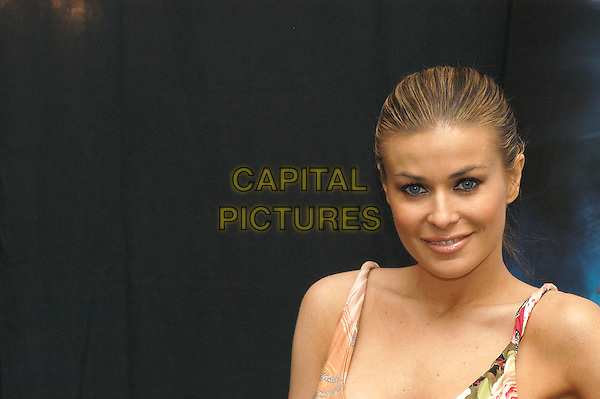 "CARMEN ELECTRA.Photocall for ""Scary Movie 4"" at the Eden Hotel, Rome, Italy..April 12th, 2006.Ref: CAV.headshot portrait.www.capitalpictures.com.sales@capitalpictures.com.© Capital Pictures."
