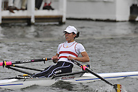 Henley, GREAT BRITAIN, Princess  Royal Challenge Cup,Antwerpse Roeivereniging BELGIUM, Jo HAMMOND. 2008 Henley Royal Regatta  on Saturday, 05/07/2008,  Henley on Thames. ENGLAND. [Mandatory Credit:  Peter SPURRIER / Intersport Images] Rowing Courses, Henley Reach, Henley, ENGLAND . HRR