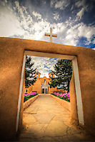 Sta Francis de Asis - New Mexico © 2012 Cheyenne L Rouse/All rights reserved
