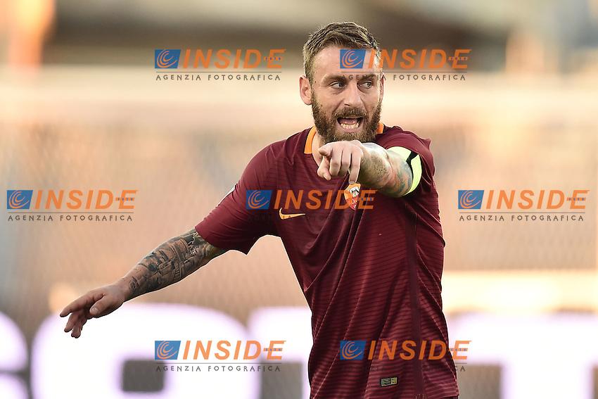 Daniele De Rossi Roma <br /> Empoli 30-10-2016 Stadio Castellani <br /> Football Calcio Serie A 2016/2017 Empoli - AS Roma Foto Andrea Staccioli / Insidefoto