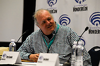 Greg Capello at Wondercon in Anaheim Ca. March 31, 2019