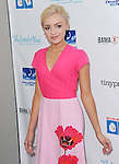 Peyton List attends The Milk + Bookies Story Time Celebration held at The Skirball Center in Los Angeles, California on April 27,2014                                                                               © 2014 Hollywood Press Agency