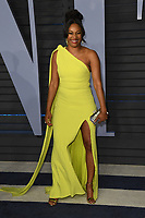 04 March 2018 - Los Angeles, California - Tiffany Haddish. 2018 Vanity Fair Oscar Party hosted following the 90th Academy Awards held at the Wallis Annenberg Center for the Performing Arts. <br /> CAP/ADM/BT<br /> &copy;BT/ADM/Capital Pictures