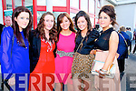 Ladies Day Listowel Races : Pictured at Ladies Day in Listowel ofn Friday last were Jordana O'Sullivan, Anne Marie Curtin, Brid Stackpoole, Ciara O'Connor & Eimear Sheehan all from Listowel.