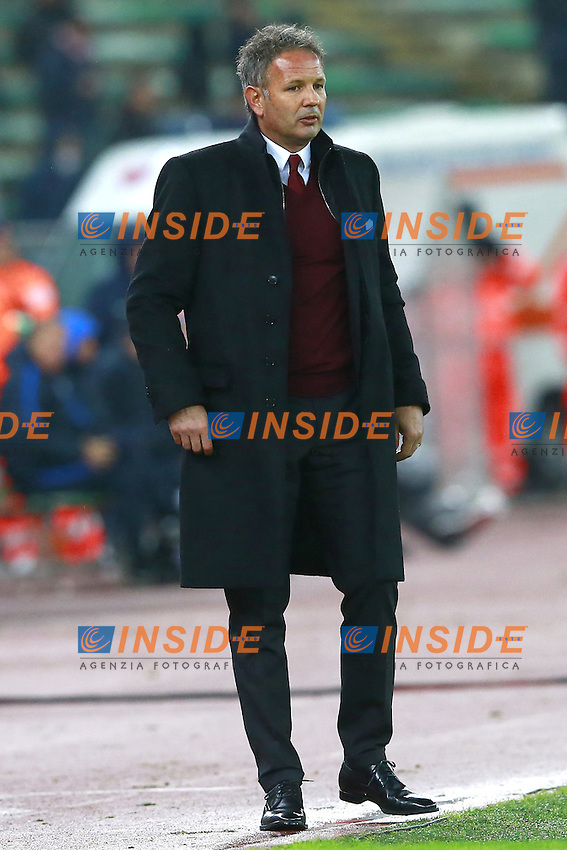 Sinisa Mihajlovic Milan,  <br /> Bari 24-11-2015 Stadio San Nicola <br /> Football Calcio Trofeo San Nicola 2015 Milan - Inter<br /> Foto Cesare Purini / Insidefoto