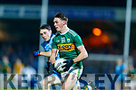 Gavin O'Brien Kerry in action against Darren Gavin Dublin during the Allianz Football League Division 1 Round 3 match between Kerry and Dublin at Austin Stack Park in Tralee, Kerry on Saturday night.
