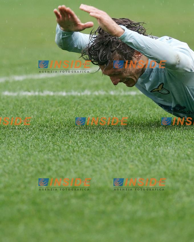 Manuel Belleri (Lazio)<br /> Italian &quot;Serie A&quot; 2006-07<br /> 18 Feb 2007 (Match Day 24)<br /> Lazio-Torino (2-0)<br /> &quot;Olimpico&quot;-Stadium-Roma-Italy<br /> Photographer: Andrea Staccioli INSIDE