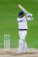 Picture by Alex Whitehead/SWpix.com - 22/04/2018 - Cricket - Specsavers County Championship Div One - Yorkshire v Nottinghamshire, Day 3 - Emerald Headingley Stadium, Leeds, England - Yorkshire's Ben Coad bats.