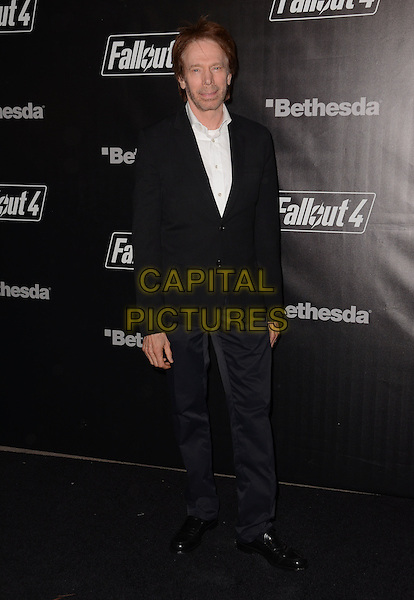 05 November - Los Angeles, Ca - Jerry Bruckheimer. Arrivals for the official launch party of the video game &quot;Fallout 4&quot; held at a private location in Downtown LA.  <br /> CAP/ADM/BT<br /> &copy;BT/ADM/Capital Pictures