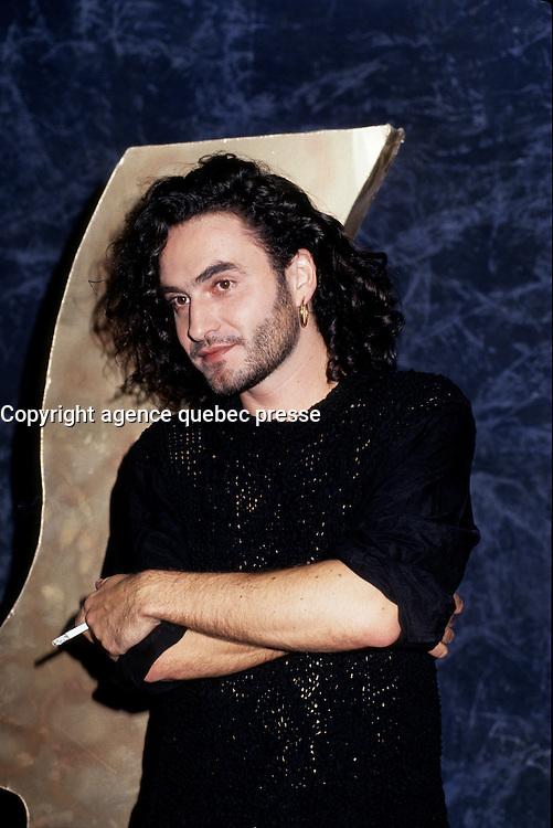 Stephane Eicher<br />  in 1993