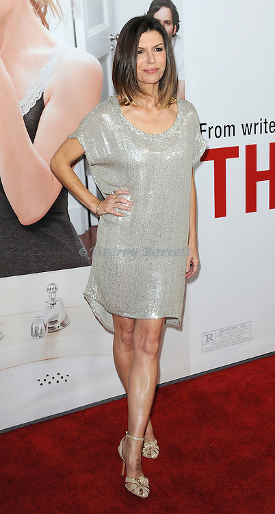 "Finola Hughes at the World Premiere of ""This Is 40"",  held at Grauman's Chinese Theatre Hollywood, CA. December 12, 2012."