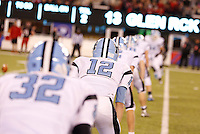 2015 NJSIAA HS Football Championships:  N1G2 Final, Mahwah vs Glen Rock - 120415