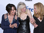 KATEY SAGAL , COURTNEY LOVE and ALLY WALKER attends  FX's SONS OF ANARCHY Premiere Screening held at The TCL Chinese Theatre  in Hollywood, California on September 06,2014                                                                               © 2014 Hollywood Press Agency