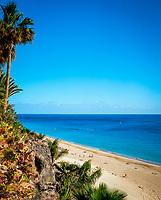 Spanien, Kanarische Inseln, Fuerteventura, Halbinsel Jandia, Playa de Butihondo, Strand | Spain, Canary Island, Fuerteventura, peninsula Jandia, Playa de Butihondo, beach