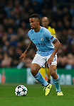 Gabriel Jesus of Manchester City  during the Champions League Group F match at the Emirates Stadium, Manchester. Picture date: September 26th 2017. Picture credit should read: Andrew Yates/Sportimage