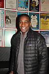 "All My Children's Norm Lewis stars in the musical  The Music Man as ""Harold Hill"" at the Eisenhower Theater at the  John F. Kennedy Center for the Performing Arts, Washington D.C. in a sold out run and photos were taken on February 10, 2019 in the green room.  (Photo by Sue Coflin/Max Photo)"