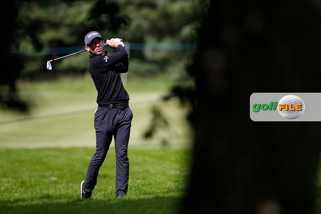 Ross Kellett of Scotland during Round 3 of the Northern Ireland Open at Galgorm Golf Club, Ballymena Co. Antrim. 11/08/2017<br /> Picture: Golffile |<br /> <br /> <br /> All photo usage must carry mandatory copyright credit (&copy; Golffile )