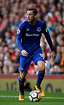 Gylfi Sigurdsson of Everton during the premier league match at the Old Trafford Stadium, Manchester. Picture date 17th September 2017. Picture credit should read: Simon Bellis/Sportimage