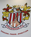 . Stevenage v Crewe Alexandra - npower League 1 -  Lamex Stadium, Stevenage - 15th September, 2012. © Kevin Coleman 2012.