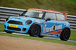 Lawrence Davey - Lawrence Davey Racing Mini JCW