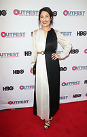 """LOS ANGELES, CA-  Lisa Edelstein, At 2017 Outfest Los Angeles LGBT Film Festival - Closing Night Gala Screening Of """"Freak Show"""" at The Theatre at Ace Hotel, California on July 16, 2017. Credit: Faye Sadou/MediaPunch"""