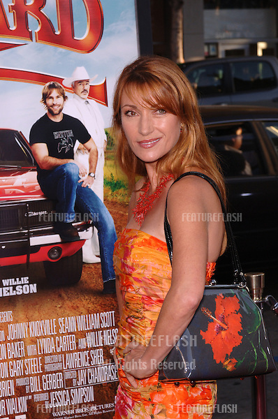 Actress JANE SEYMOUR at the Los Angeles premiere of The Dukes of Hazzard..July 28, 2005 Los Angeles, CA.© 2005 Paul Smith / Featureflash