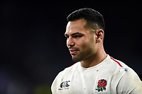 Ben Te'o of England looks on after the match. Guinness Six Nations match between England and Italy on March 9, 2019 at Twickenham Stadium in London, England. Photo by: Patrick Khachfe / Onside Images