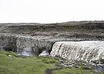 le 21 Aout 2013, Dettifoss, chute d'eau de 44 m de hauteur, situé sur le cours du fleuve  Jökulsá á Fjöllum , en islande.   the 21 st August, the waterfall of Dettifoss in iceland.