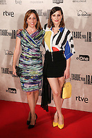 "Natalia de Molina and Maria de Molina during the premiere of the film ""Tarde para la Ira"" in Madrid. September 08, 2016. (ALTERPHOTOS/Rodrigo Jimenez) /NORTEPHOTO.COM"