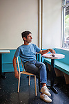 André Saraiva's new Cafe Henri in Chinatown. <br /> <br /> Danny Ghitis for The New York Times
