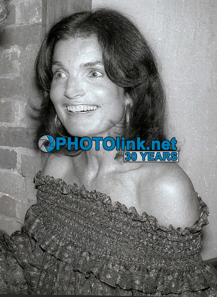 Jackie Kennedy Undated<br /> Photo By Adam Scull/PHOTOlink.net