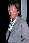 Peter Fonda at Nicky Blairs Restaurant on September 1, 1986 in Los Angeles, California.