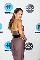 LOS ANGELES - FEB 5:  Jaina Lee Ortiz at the Disney ABC Television Winter Press Tour Photo Call at the Langham Huntington Hotel on February 5, 2019 in Pasadena, CA.<br /> CAP/MPI/DE<br /> ©DE//MPI/Capital Pictures