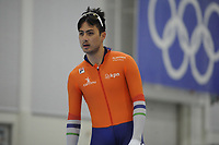 SPEEDSKATING: SALT LAKE CITY: 07-12-2017, Utah Olympic Oval, training ISU World Cup, Kai Verbij (NED), ©photo Martin de Jong