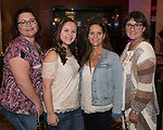 Keara, Malia, Julie and Claudia during the Idina Menzel Concert at the Grand Sierra Resort in Reno, Nevada on Friday, August 25, 2017.